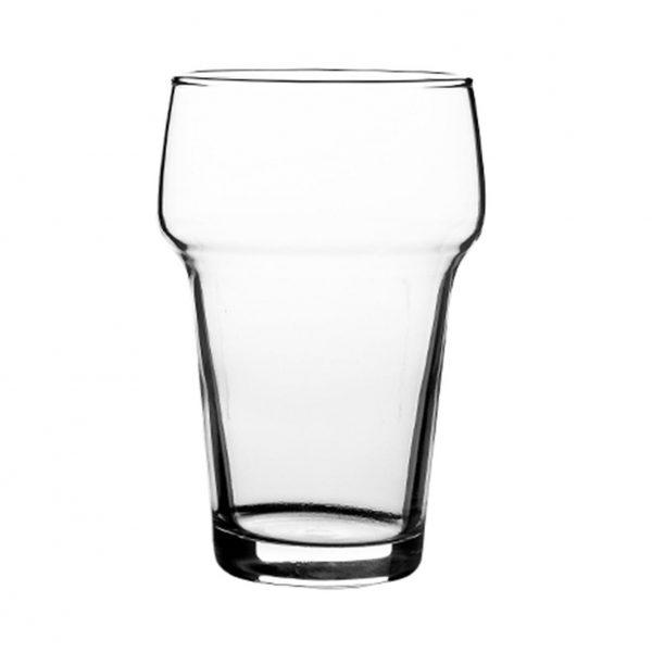 Bekijk bierglas Stapelglas Groot 28 cl. in het groot